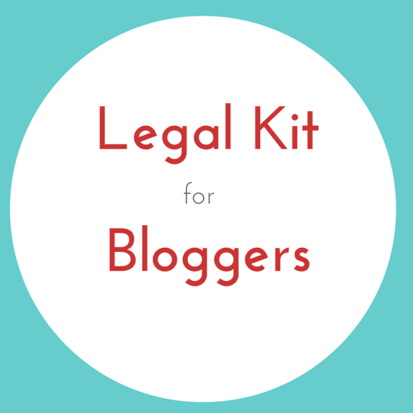 Legal Kit for Bloggers