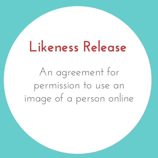 Likeness Release