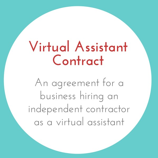 Virtual Assistant Agreement