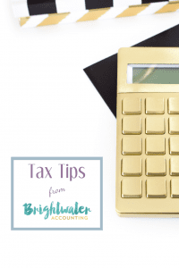 Tax Tips for Your Online Business