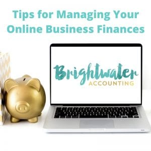 Tips for Managing Your Online Business Finances with Cathy Derus
