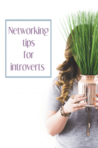 Networking Tips for Introverts