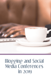 Blogging and Social Media Conferences in 2019