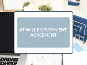 Purchase At-Will Employment Agreement