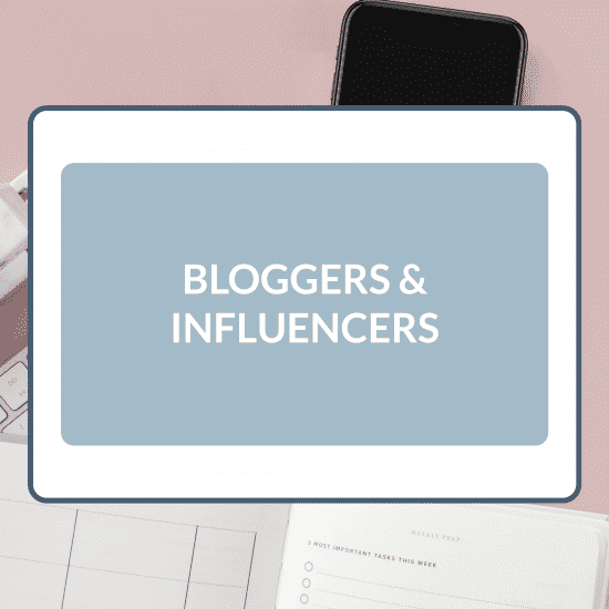 Customizable DIY Legal Templates for Bloggers and Influencers