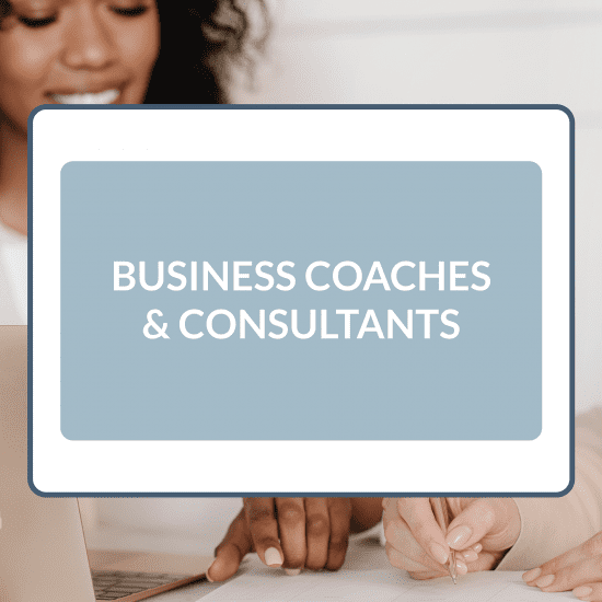 Customizable DIY Legal Templates for Business Coaches & Consultants