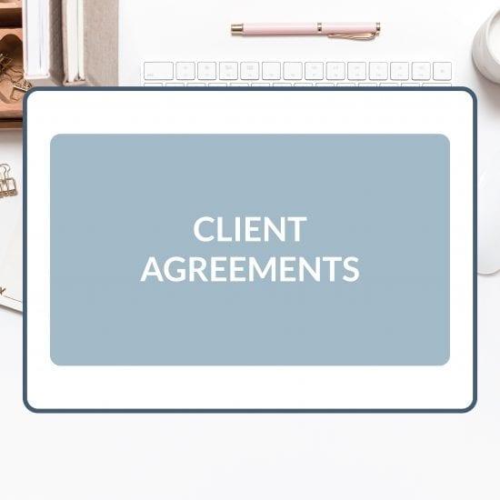 Client Agreements